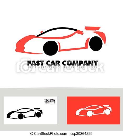 car logo vector company logo icon element template car auto repair