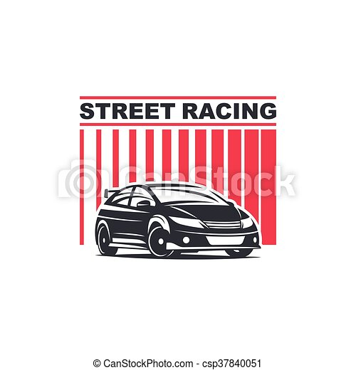 car logo template - csp37840051