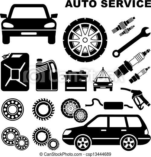 car service logo inspiration