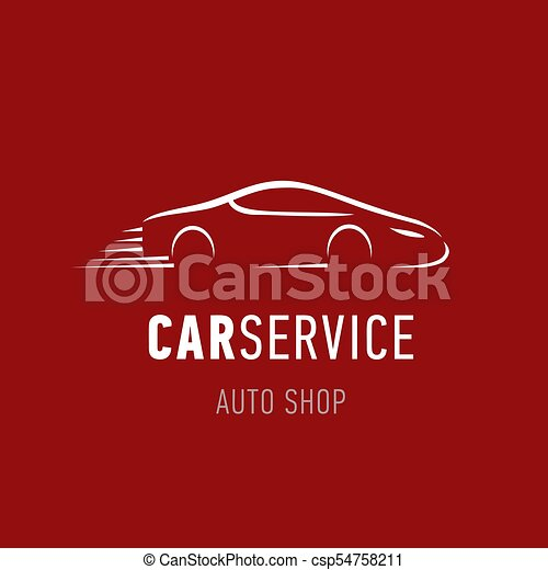 Ongebruikt Car service logo template. auto dealer shop emblem design IG-31