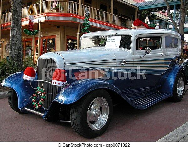 Car Show - csp0071022
