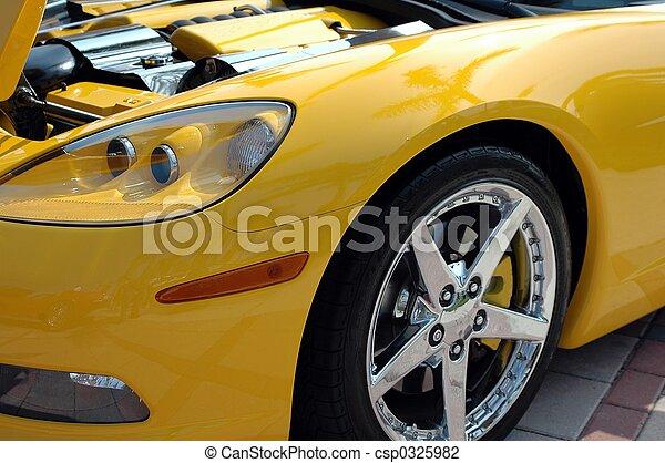 Car Show - csp0325982