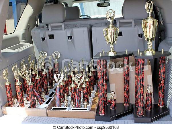 Car Show Trophies These Are The Awards That Will Be Given To The - Cool car show trophies