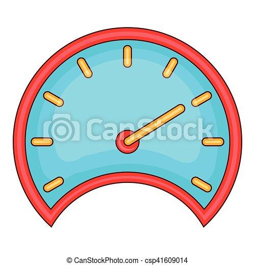 car speedometer icon cartoon style car speedometer icon vector rh canstockphoto ie speedometer vector icon speedometer vector icon