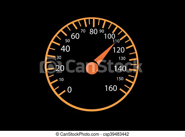 Car speedometers - csp39483442