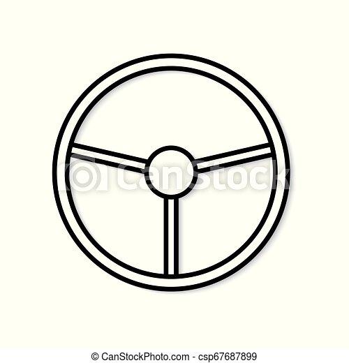 Skull Steering Wheel