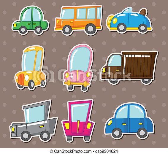 car stickers - csp9304624