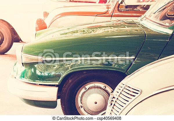 car - csp40569408