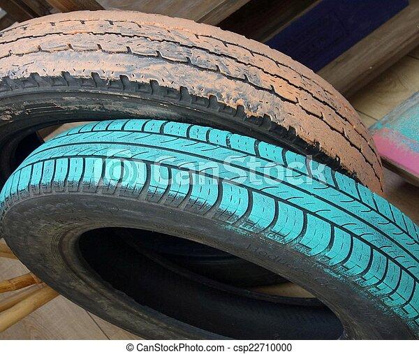 car tire - csp22710000