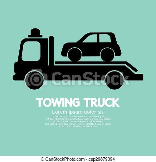 car, truck., reboque - csp29879394