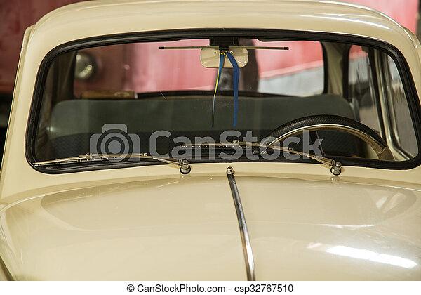 Car. Vehicle interior