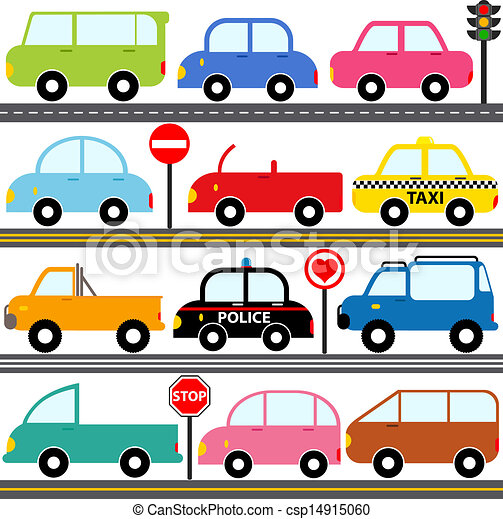 a set of cute vector icons car vehicles transportation clip rh canstockphoto com transportation clipart black and white transportation clip art in black and white