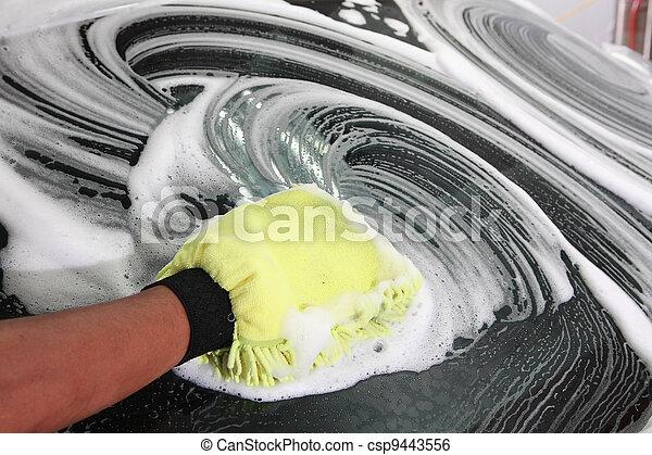 car wash detailing - csp9443556
