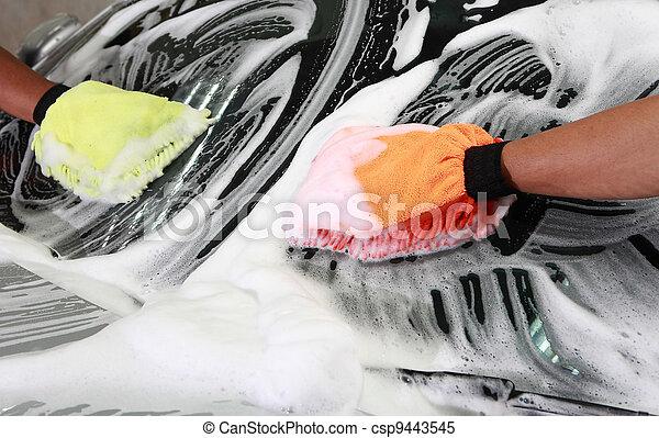car wash detailing - csp9443545