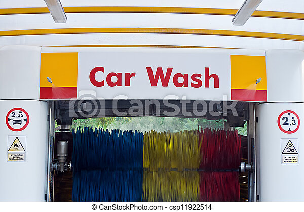 car wash - csp11922514