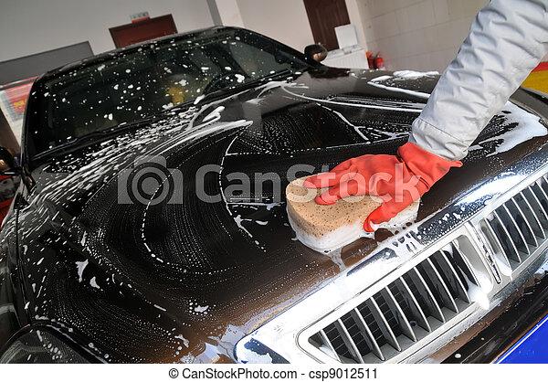 Car wash - csp9012511