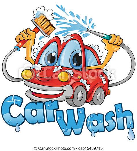 car wash service - csp15489715