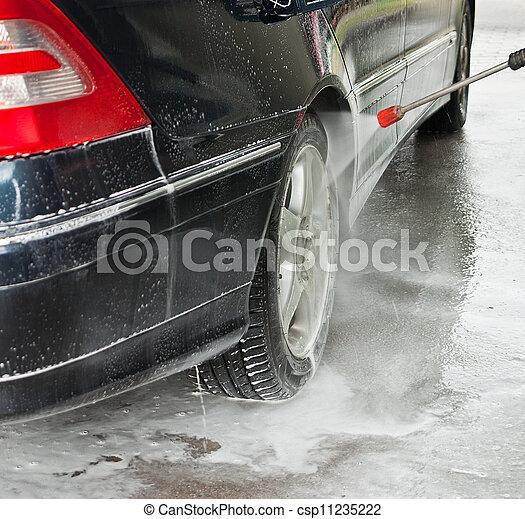 car wash - csp11235222
