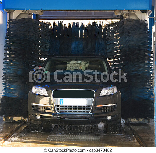 car wash - csp3470482