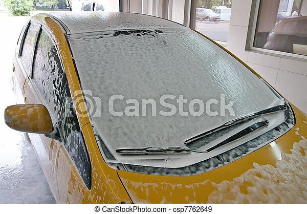 car wash - csp7762649