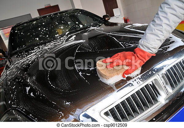 Car wash - csp9012509
