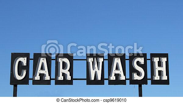 car wash - csp9619010