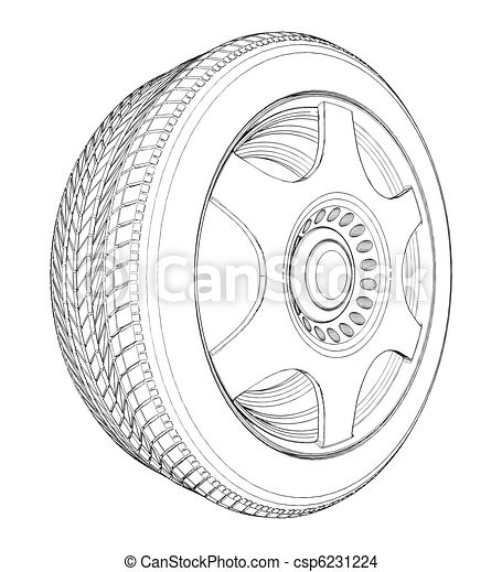 Image Result For Pump Car Tire