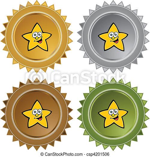Cara de estrella - csp4201506