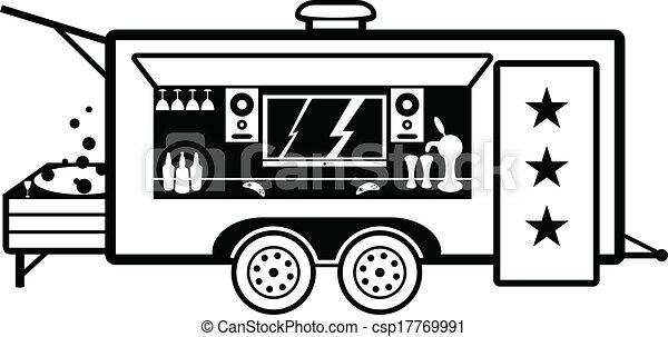 Caravan  Trailer - csp17769991