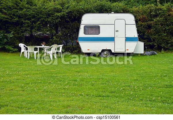 caravane - csp15100561