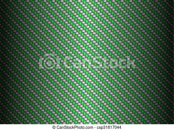 Trasfondo de fibra de carbono - csp31817044
