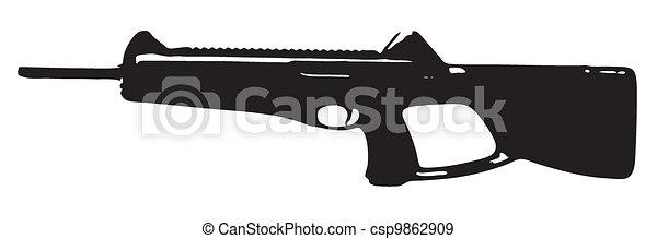 carbine, beretta, cx4, tormenta - csp9862909