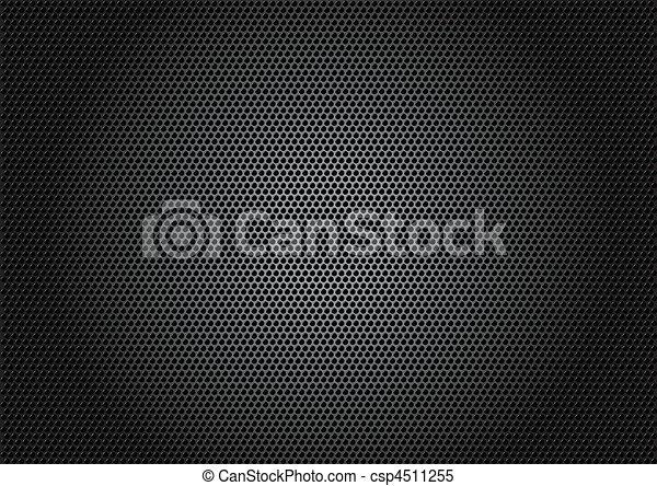 Carbon fiber material - Vector - csp4511255