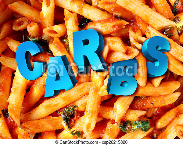 Carbs Carbohydrates - csp26215820