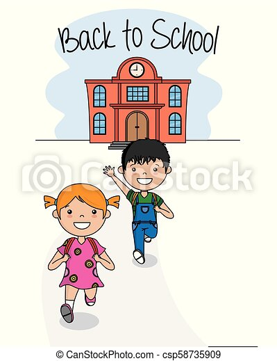 card back to school - csp58735909