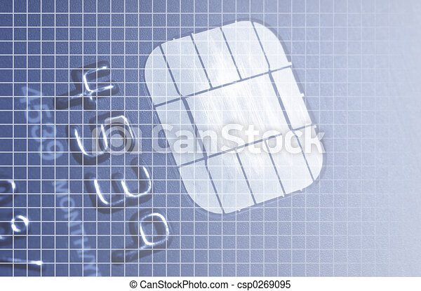 Card chip - csp0269095