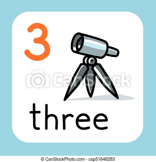 Card For Learning To Count From 1 To 10 Education Education Card 3