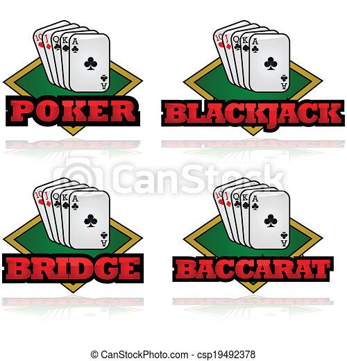 Card games - csp19492378