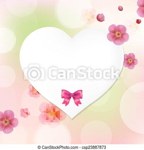 Card Happy Birthday - csp23887873