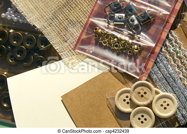 card making crafting items - csp4232439