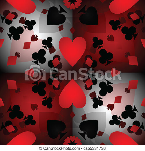 Card pattern background - csp5331738
