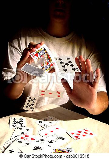 Card Tricks - csp0013518