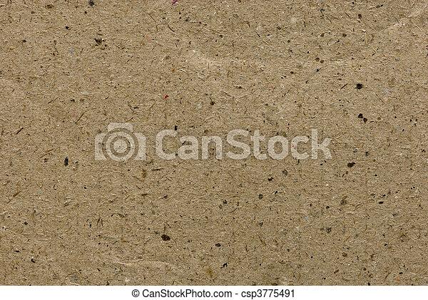 cardboard background - csp3775491