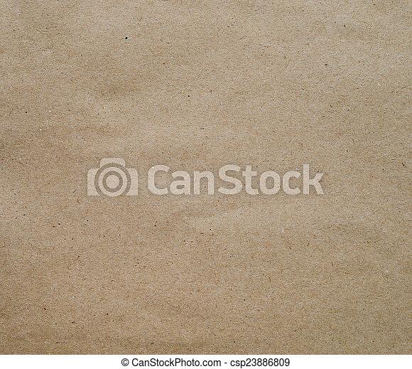 cardboard background - csp23886809