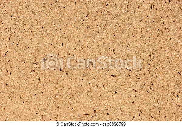 cardboard background - csp6838793