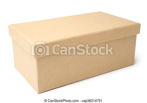Cardboard box - csp36214751