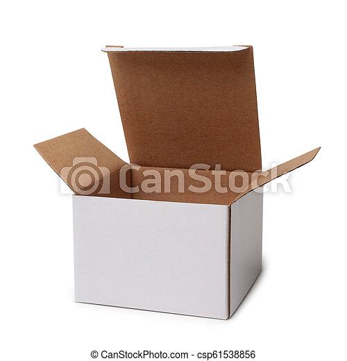 Cardboard box - csp61538856