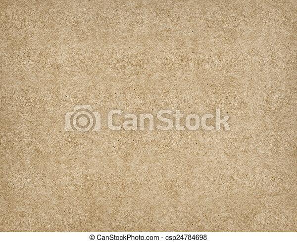 cardboard - csp24784698