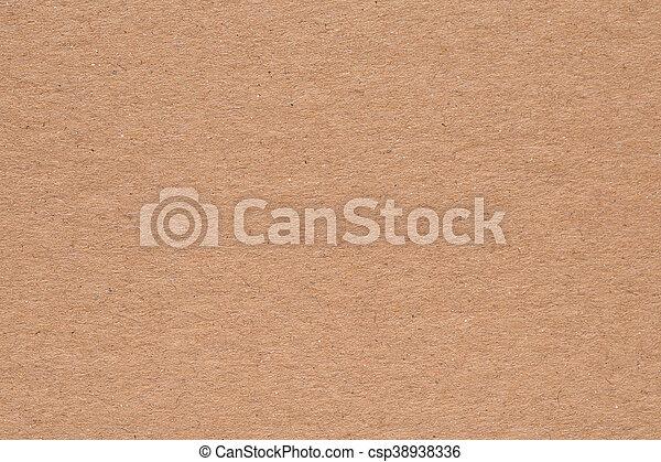 Cardboard Texture Background Light Brown Paper