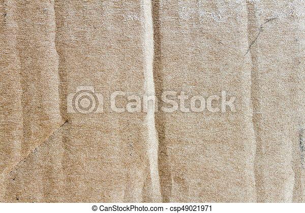Cardboard Texture - csp49021971